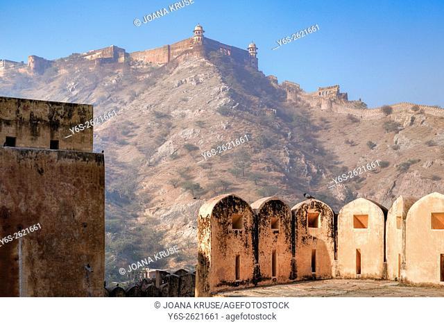 Jaigarh Fort, Jaipur, Rajasthan, India