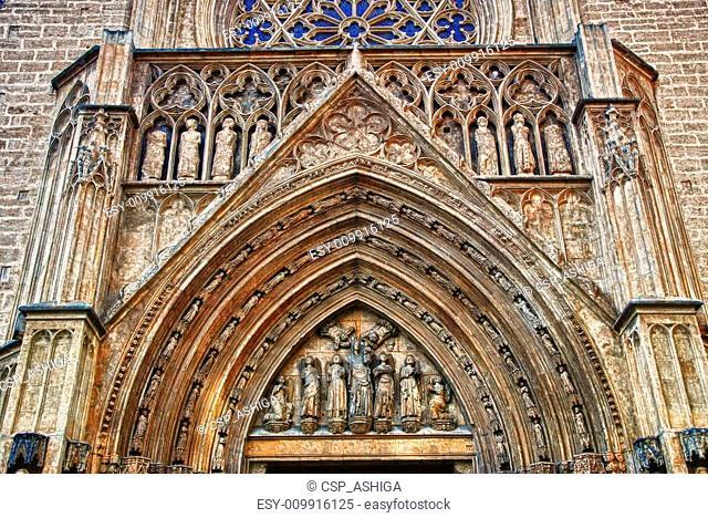Detail Apostles Gate, Valencia