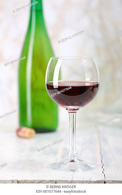 Stilles Weinglas
