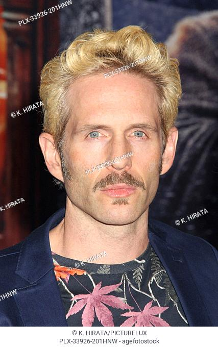 """Glenn Howerton 12/09/2019 """"""""Jumanji: The Next Level"""""""" Premiere held at the TCL Chinese Theatre in Hollywood, CA. Photo by K. Hirata / HNW / PictureLux"""