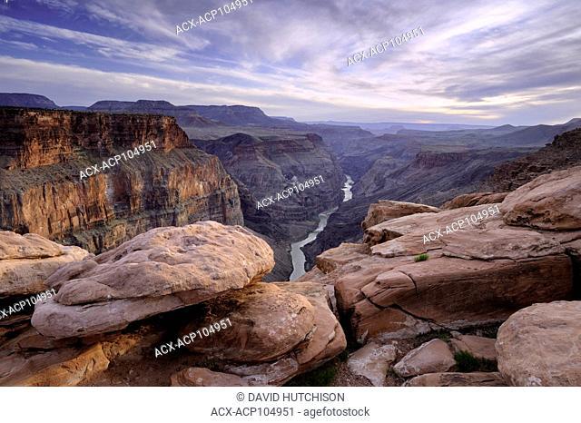 Toroweap, Grand Canyon National Park, Arizona, USA