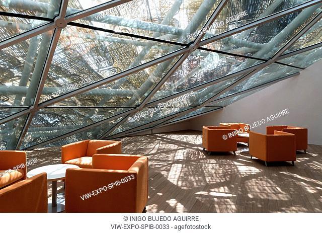 Shanghai Expo 2010 Spanish Pavilion, Shanghai, China, Miralles Tagliabue Embt, SPANISH PAVILION MIRALLES TAGLIABUE ARCHITECTS WORLD EXPO 2010 SHANGHAI CHINA