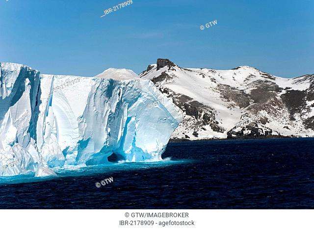 Antarctic Sound, Antarctic Peninsula, Antarctica