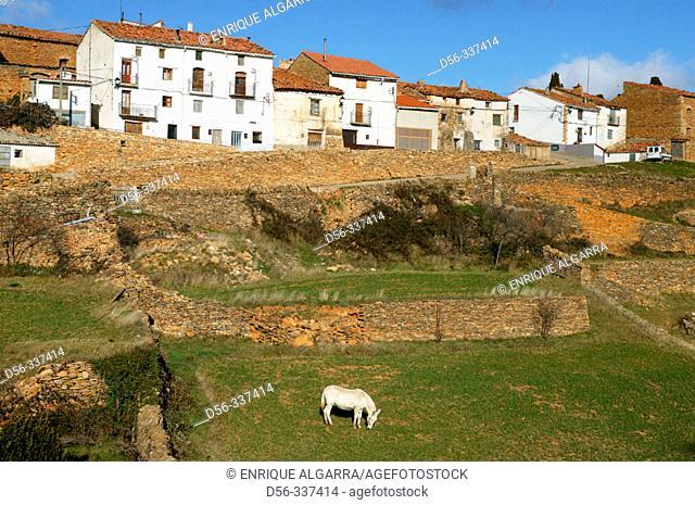 Iglesuela del Cid. Maestrazgo, Teruel province. Spain