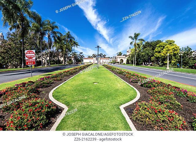 Balboa Park. San Diego, California, United States