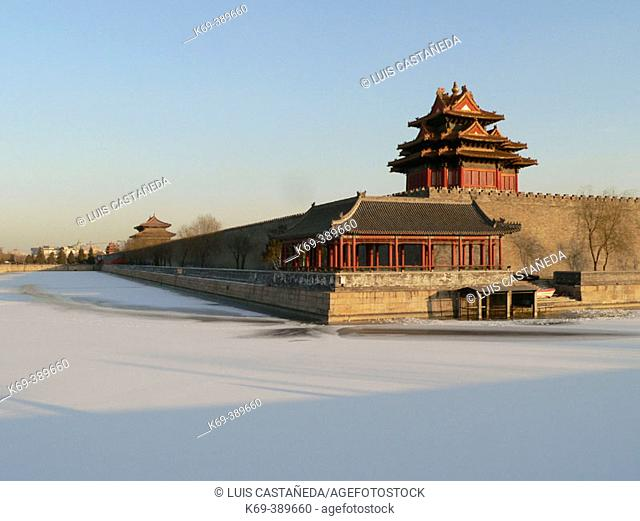 The Forbidden City. Beijing. P.R. of China