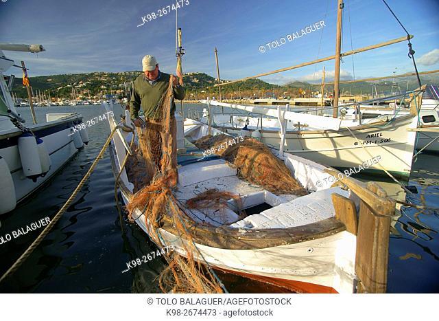Puerto de Andratx. Andratx. Ponent. Mallorca. Baleares. España