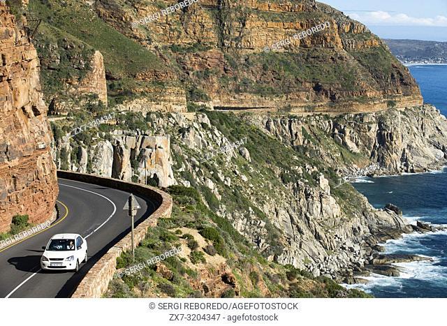 Chapman's Peak Drive, Cape Peninsula, City of Cape Town Municipality, Western Cape Province, Republic of South Africa