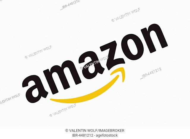 Amazon Logo, online trading, corporate identity, logo , cutout