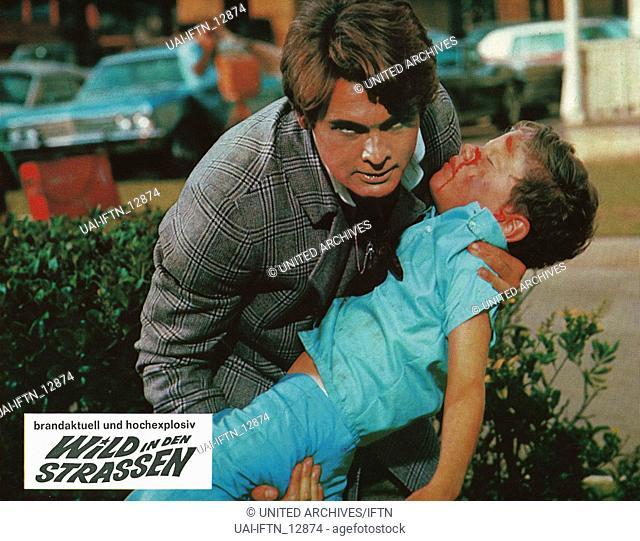 Wild In The Streets, aka: Wild in den Strassen, USA 1968, Regie: Barry Shear, Darsteller: Chrostopher Jones
