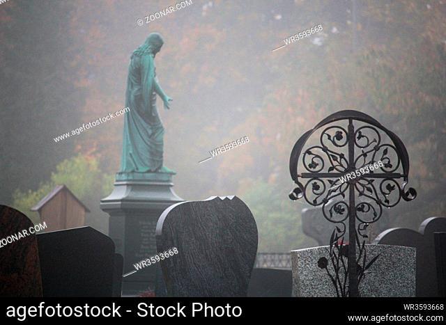 Friedhof in Waldsassen