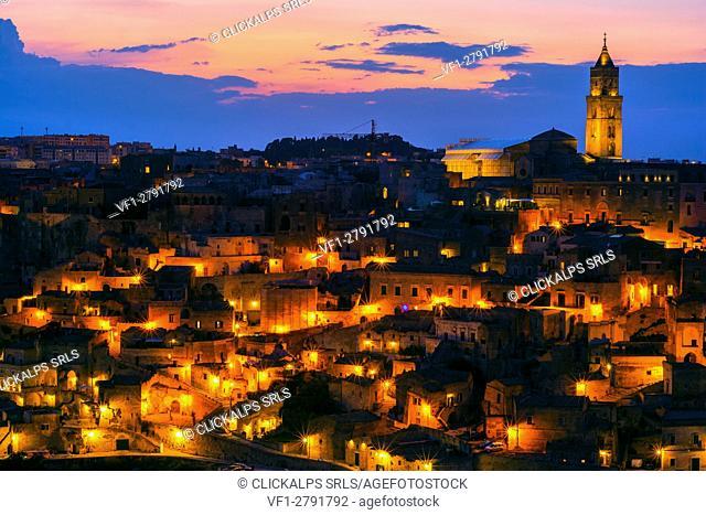 Matera , the city ' culture , province of Matera , Basilicata