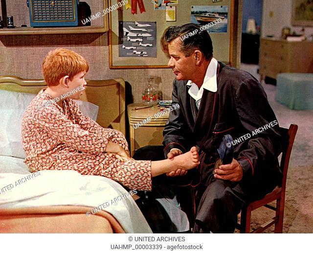 Vater ist nicht verheiratet, (THE COURTSHIP OF EDDIE'S FATHER) USA 1962, Vincente Minelli, RONNY HOWARD, GLENN FORD, Stichwort: Vater-Sohn