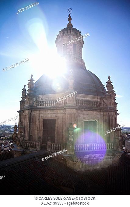 Spain, Castilla y Leon, Salamanca, Iglesia de La Clerecia