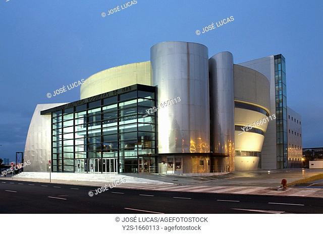 Auditorium Theatre, Roquetas de Mar, Almeria-province, Spain