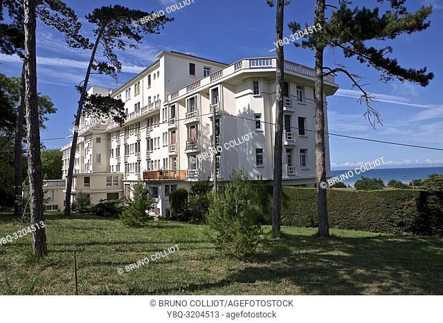 Hotel le Celtic, Saint-Cast, cote d'armor, brittany, france