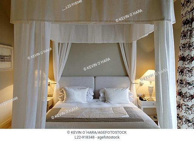 Finca Cortesin Golf Resort, Casares, Malaga province, Costa del Sol, Andalusia, Spain