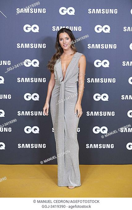 Malena Costa attends GQ Men of the Year Awards 2019 at Palace Hotel on November 21, 2019 in Madrid, Spain