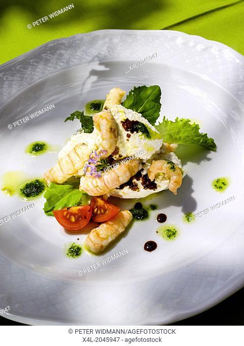 food prawn