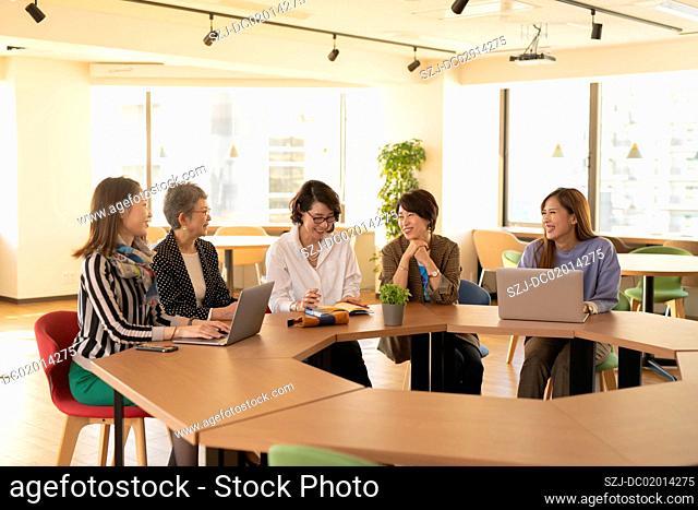 Concept of seminar for women
