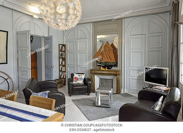 appartement à louer, Fecamp, departement de Seine-Maritime, region Normandie, France/apartment to rent, Fecamp, Seine-Maritime department, Normandy region