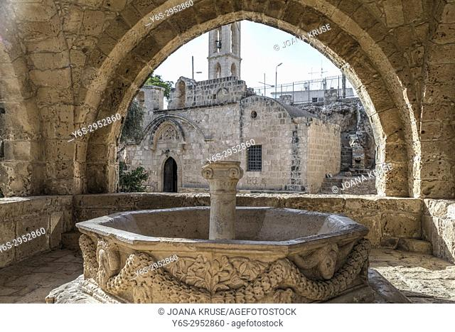 Ayia Napa Monastery, Agia Napa, Cyprus