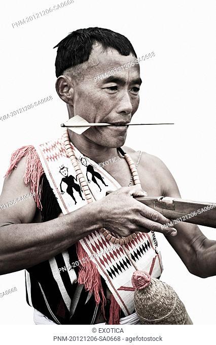 Hornbill Festival, Kohima, Nagaland, India