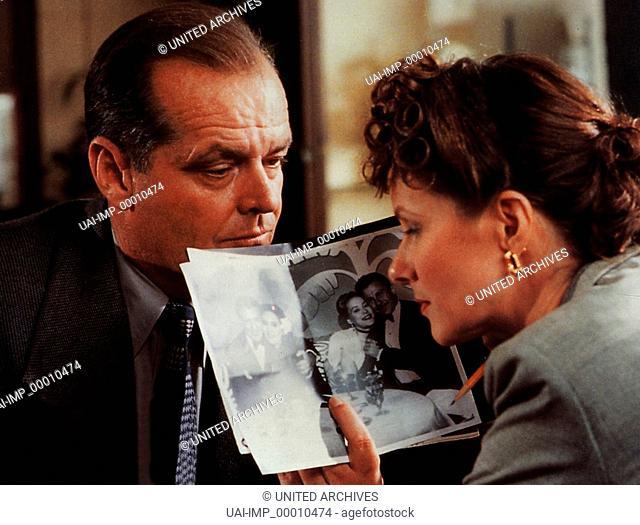 Die Spur führt zurück, (THE TWO JAKES) USA 1989, Regie: Jack Nicholson, JACK NICHOLSON, MADELEINE STOWE