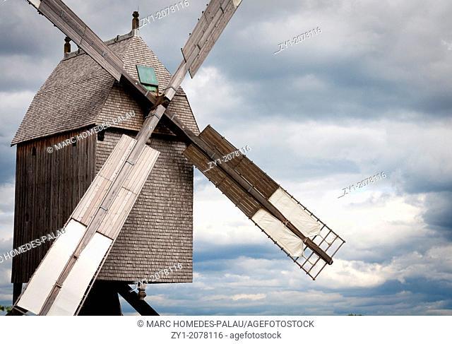 Windmill Detmold, Germany