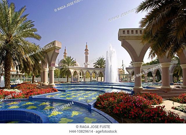 United Arab Emirates, Asia, Middle East, Arabia, East, UAE, Abu Dhabi, emirate, Al Ain town, city, Grand Mosque, mosqu
