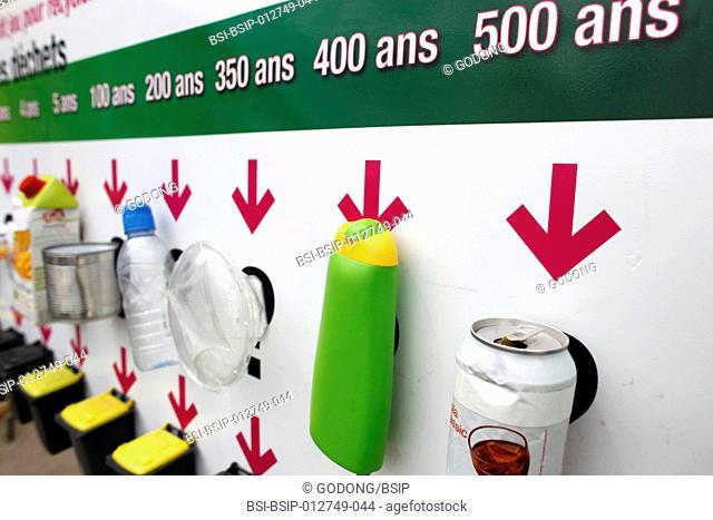 Recycling awareness raising campaign