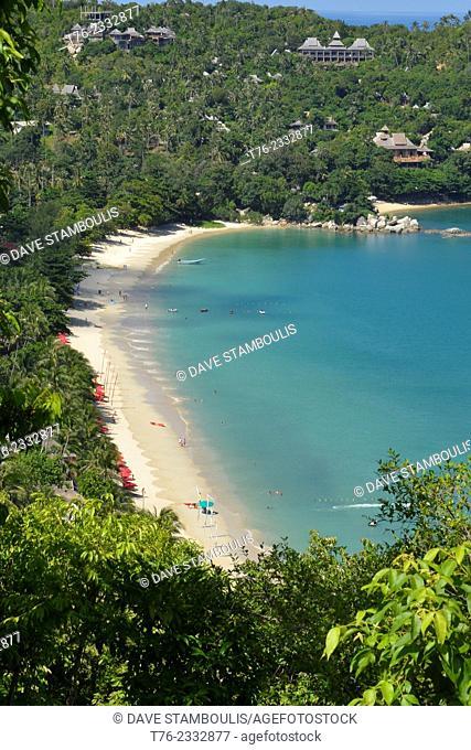 Gorgeous Thong Nai Pan Noi Beach, Koh Phangan, Thailand