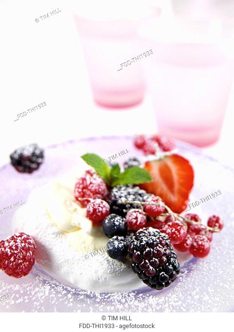 Fruit Meringue