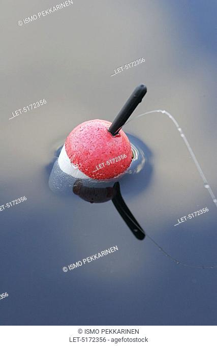 A float in the water  Joensuu, Finland