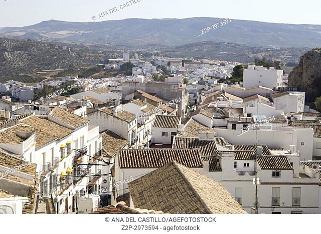Olvera is one of the most beautiful villages in Spain, Andalusia, Spain, Andalusia, Spain