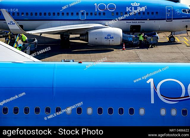 SCHIPHOL - Air France-KLM: up to 90 percent fewer flights due the corona virus