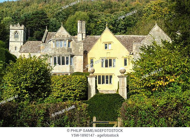 Owlpen Manor, Uley, near Stroud