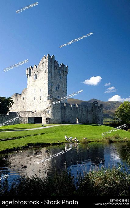 Ross Cstle, Irland