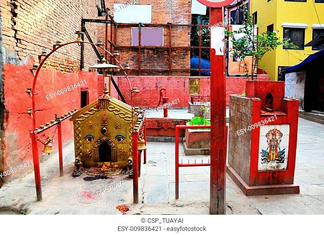 Wisdom Eyes on joss house