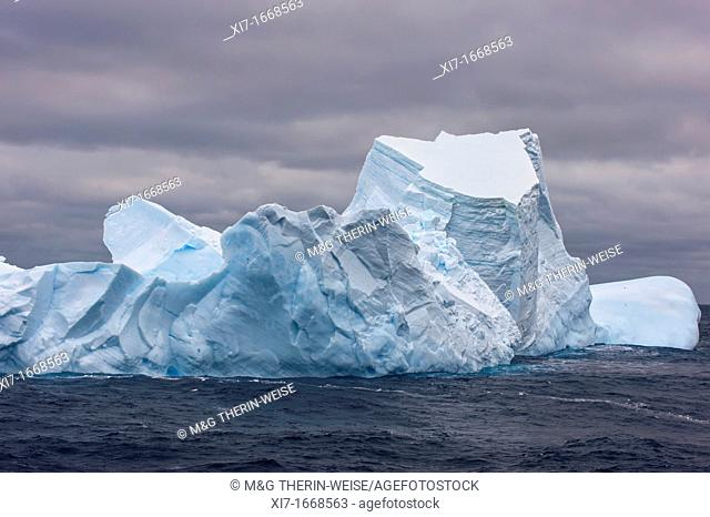 South Orkney Islands, Icebergs, Southern ocean