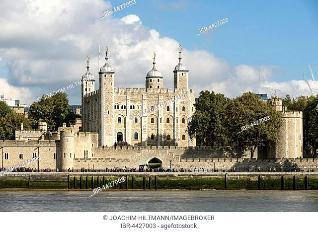 White Tower, Tower of London, London, England, United Kingdom