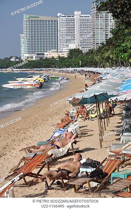 Pattaya (Thailand): Pattaya Beach