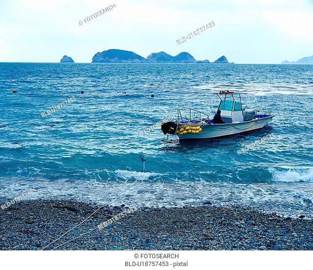 water transportation, nature, ship, sea, scenery, film