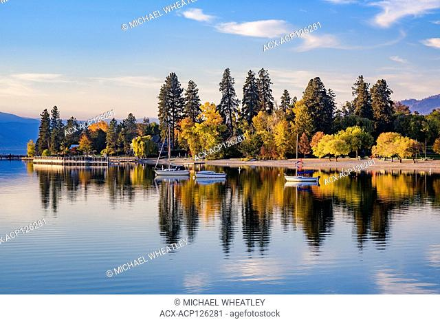 Manitou Park, Naramata, Okanagan Valley, British Columbia, Canada