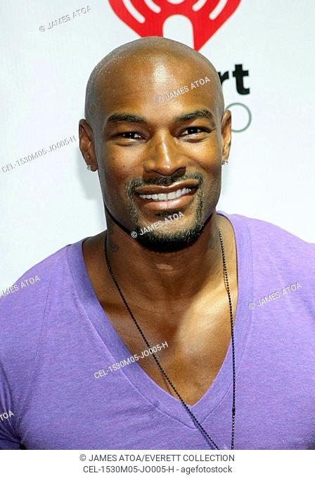 Tyson Beckford at arrivals for iHeartRadio Summer Pool Party, Caesars Palace, Las Vegas, NV May 30, 2015. Photo By: James Atoa/Everett Collection