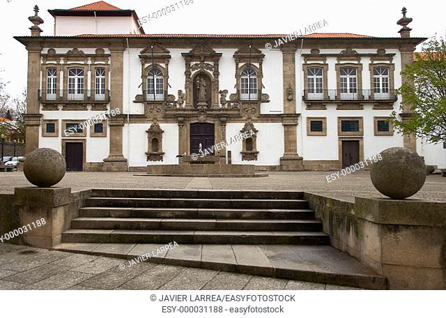 Santa Clara convent, City Hall of Guimarães. Minho, Portugal