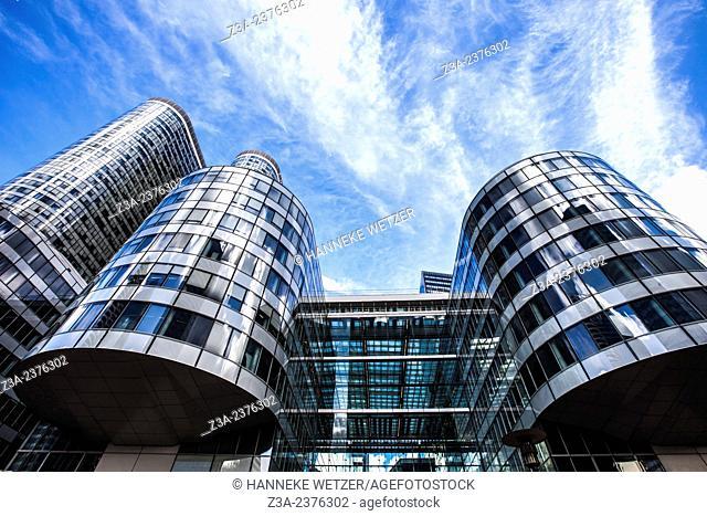 Coeur la Defense, skyscraper at Paris-La Défense, France