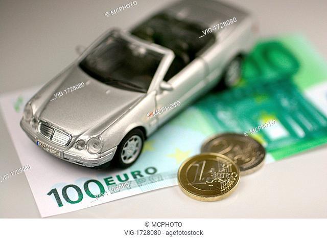 car and Euros - 01/01/2009
