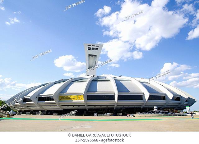 Montreal Olylmpic Stadium