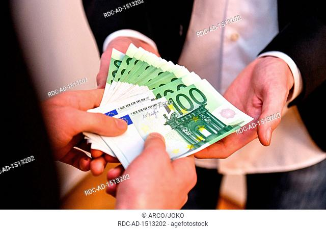 Bribery, corruption